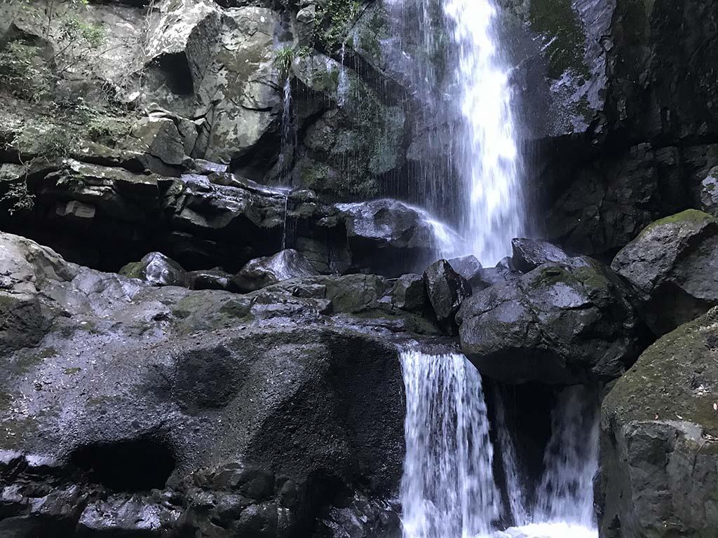 鮎屋の滝下の方1